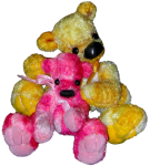 Razzle and Dazzle Bears